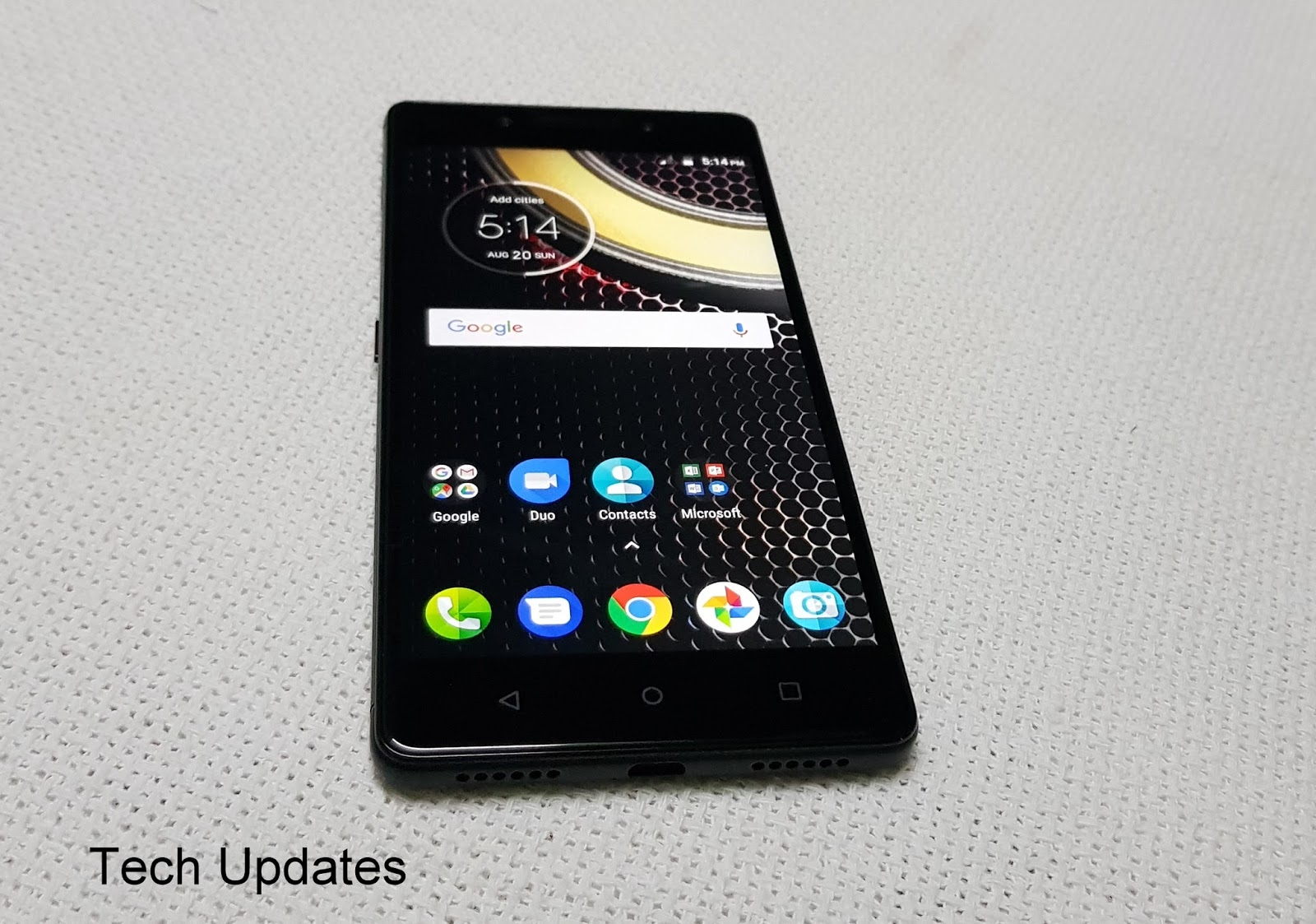 Lenovo K8 Note Unboxing & Photo Gallery - Tech Updates