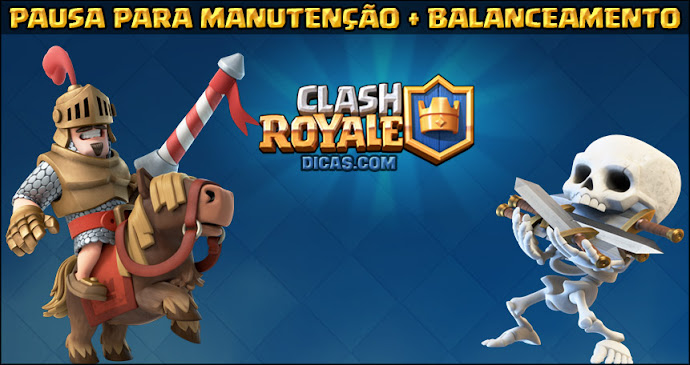 Changelog do Balanceamento de cartas 19/02 - 1