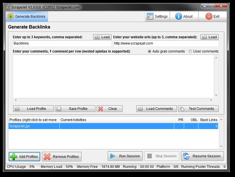 Scrapejet v 1 0 3 Nulled | Nulled SEO Software