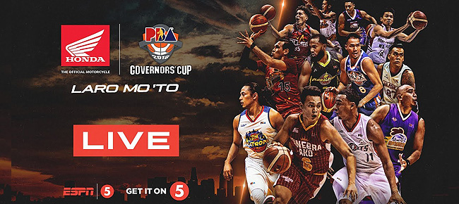 PBA Live Updates, Schedule & Results (PBA Governors' Cup 2018)