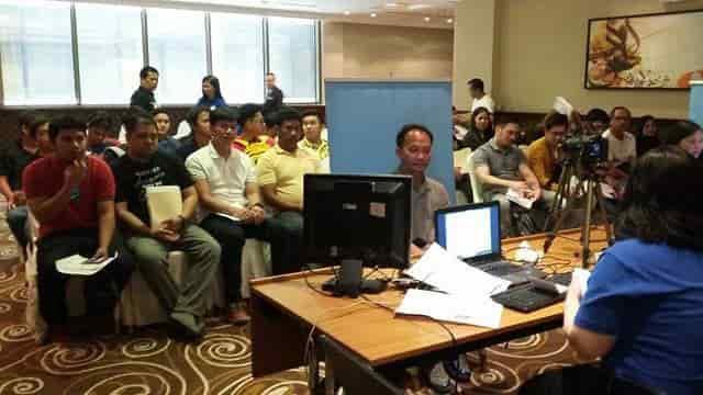 AMNESTY PROGRAM FOR ILLEGAL FILIPINOS IN SAUDI ARABIA