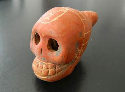 "O aterrorizante ""assobio da morte asteca"""