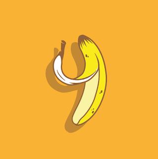Banana Type | Javier Robres Madorrán | Tipografía e ilustración
