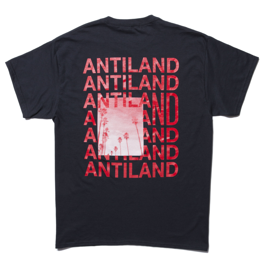 BONES AND BOLTS TEE ANTILAND 18AW TRUMPS