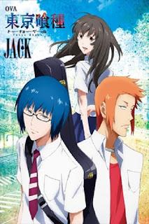 "detail dan nonton trailer anime Tokyo Ghoul: ""Jack"" (2015)"