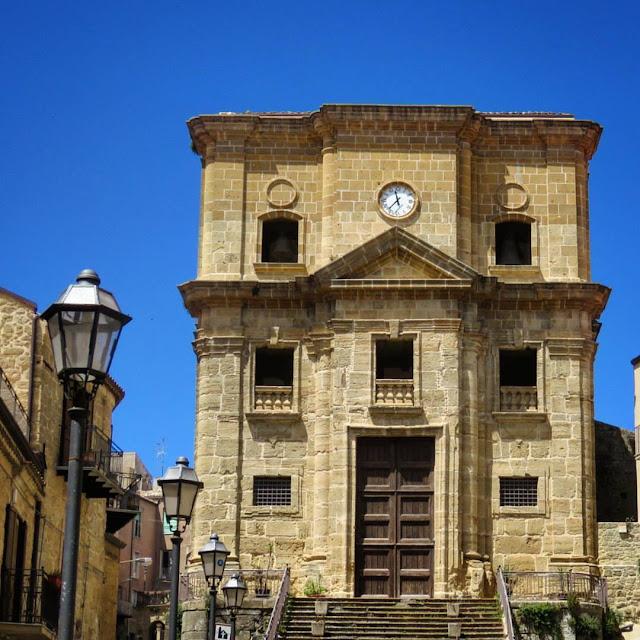 Road trip in Sicily - Enna