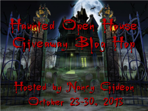 Haunted Open House Blog Hop