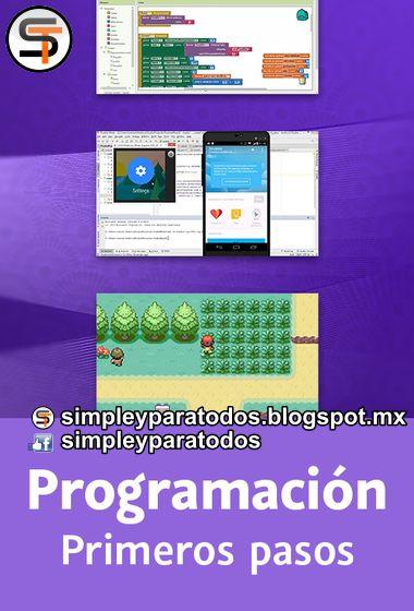 Video2Brain, Programación. Primeros pasos