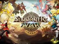 Summoners War MOD v3.2.5 God Mode Apk Android Versi Terbaru