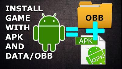 شرح ملفات (APK - OBB - DATA) وطريقة تثبيتها في هاتفك الأندرويد