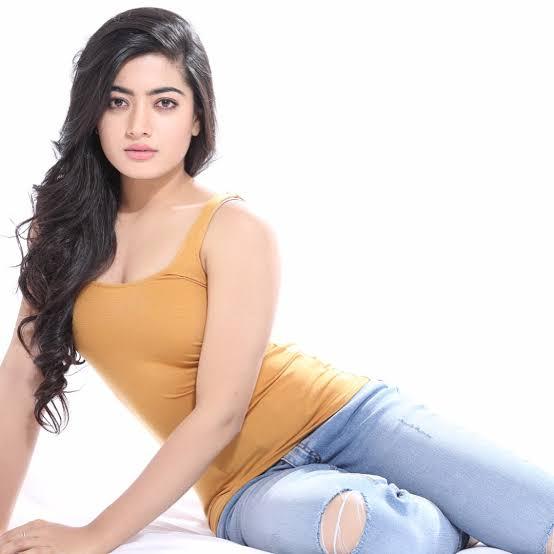 Rashmika Mandanna hot image