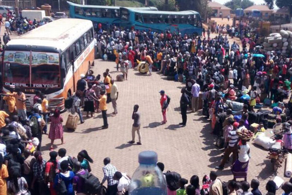 Four injured as residents resisted arrests at Arua park
