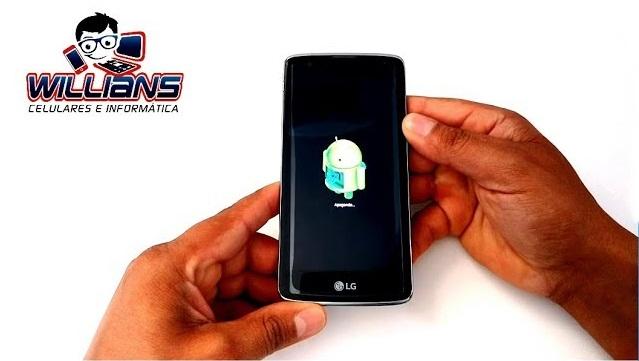 Hard Reset LG K8 K350, k350ds, Formatar, Restaurar, Desbloquear