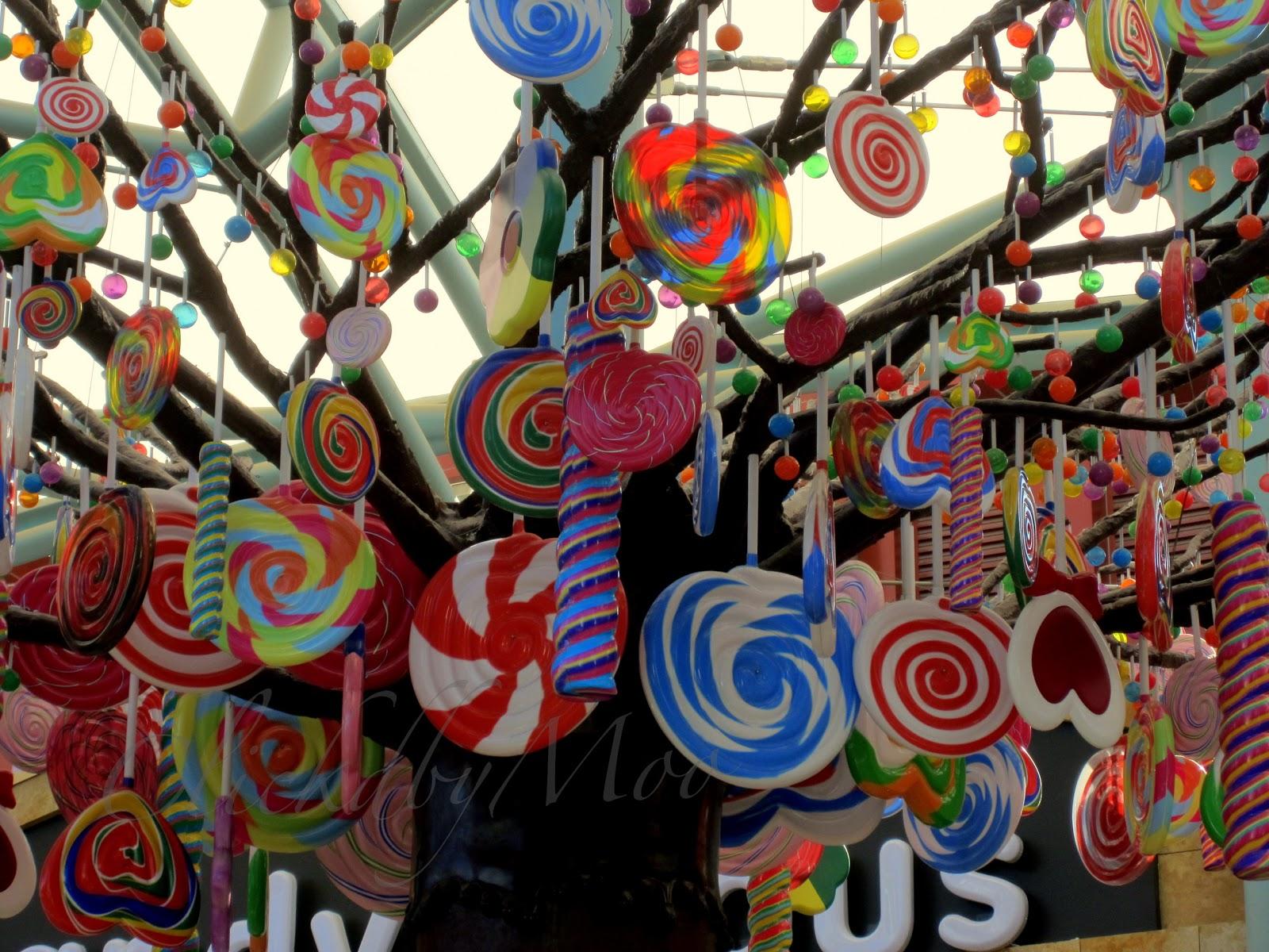 Willy Wonka's Tree
