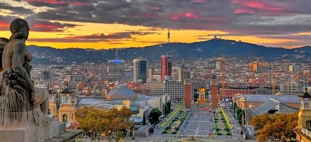 Visitas aos pontos turísticos em Barcelona
