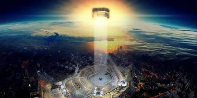 Mengenal Baitul Makmur, Ka`bahnya Para Malaikat di Langit