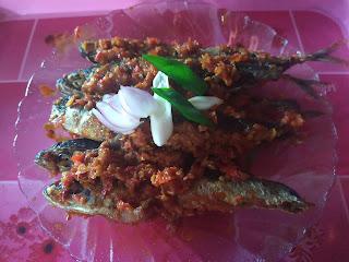 Ikan Cue Balado Yang Lezat, Gurih, Mantap, Dan Bergizi
