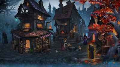 Dark Quest 2 Game Screenshot 6
