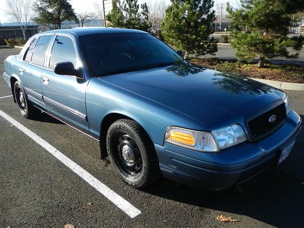 Find This  Ford Police Interceptor For Sale Near Portland Or For  Via Craigslist