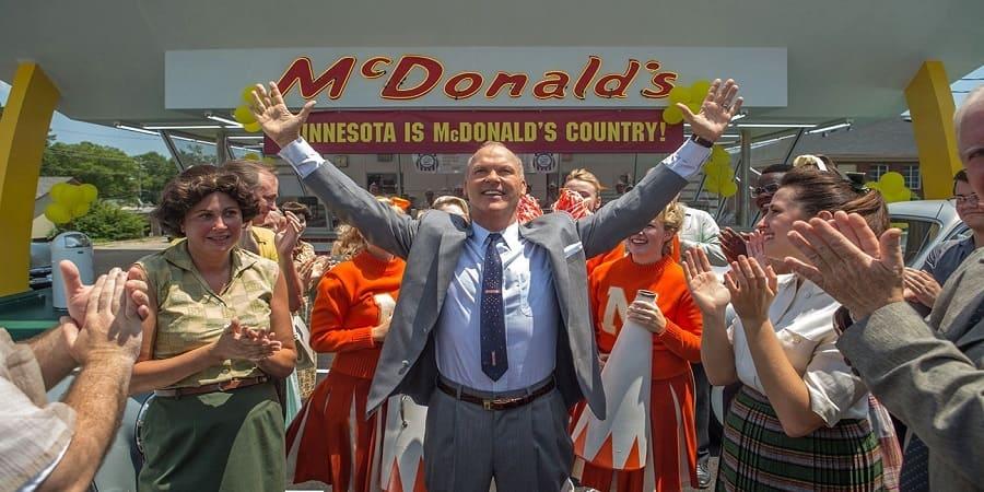 Fome de Poder - Filme sobre o MC Donalds já está disponível legendado via torrent