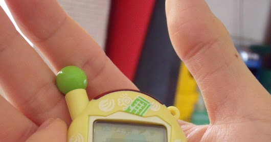 Tamagotchi is coming back - Just in time for Christmas!