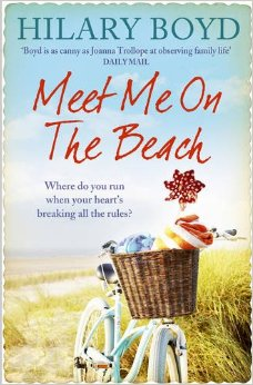 Rachel's Random Reads: Book Review - Meet Me on the Beach by Hilary Boyd