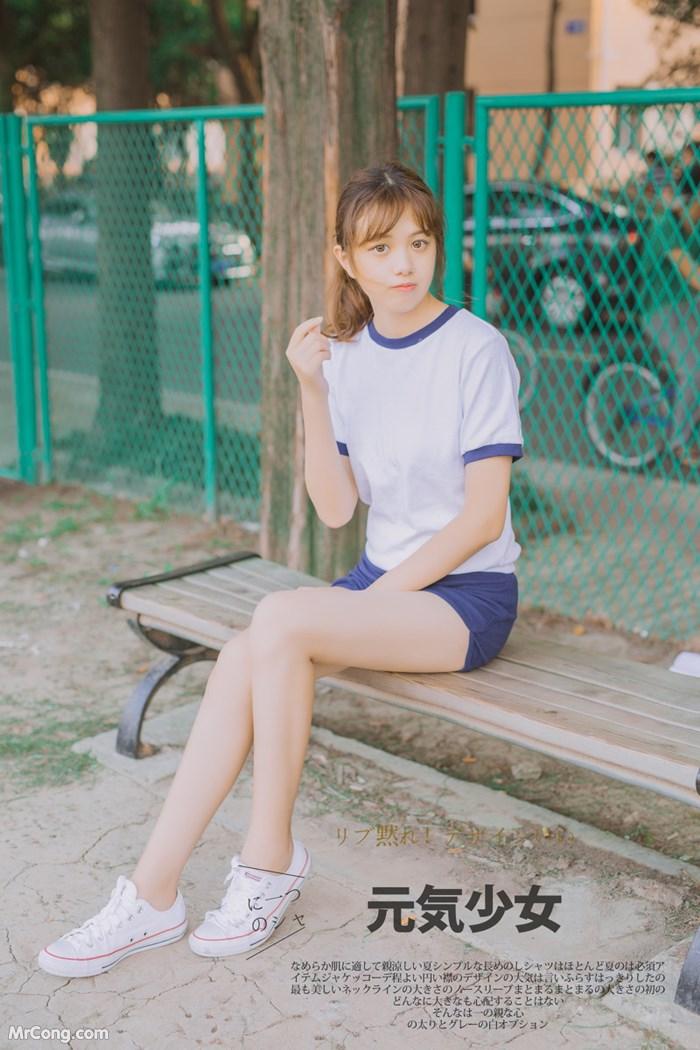 Image School-girls-by-Ronnie-MrCong.com-004 in post Những cô nàng nữ sinh xinh đẹp mê mẩn người xem chụp bởi Ronnie (96 ảnh)