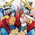[BDMV] Gundam Build Fighters Try: Island Wars + Battlogue [180323]