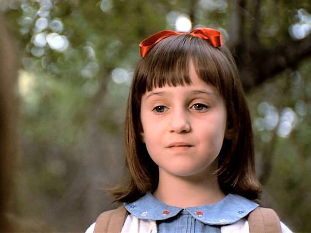 """Por Onde Anda A Atriz do Filme """"Matilda"""" ?"""