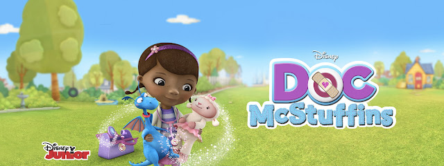 Wallpaper en alta resolución de la Doctora Juguetes Doc McStuffins