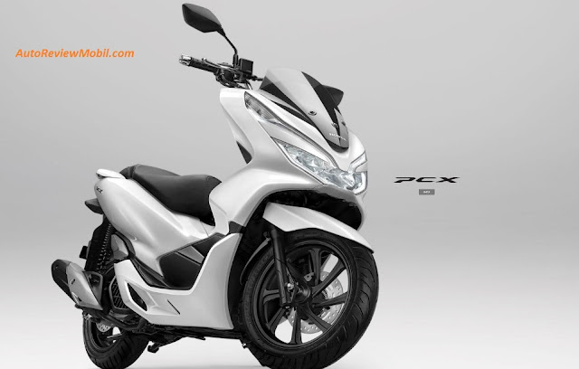 all new honda pcx 2018