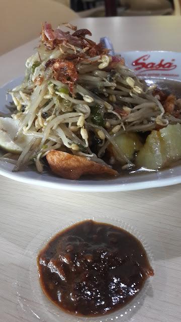Kuliner Surabaya Lontong Balap