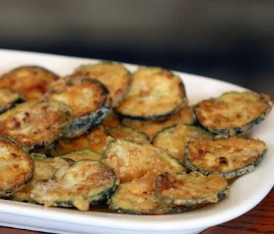 Abobrinha Empanada (vegana)