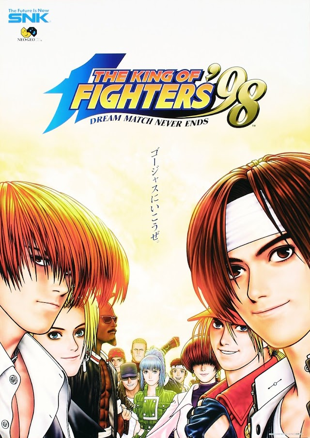 THE KING OF FIGHTER 98 Free Full Version Games Download For PC