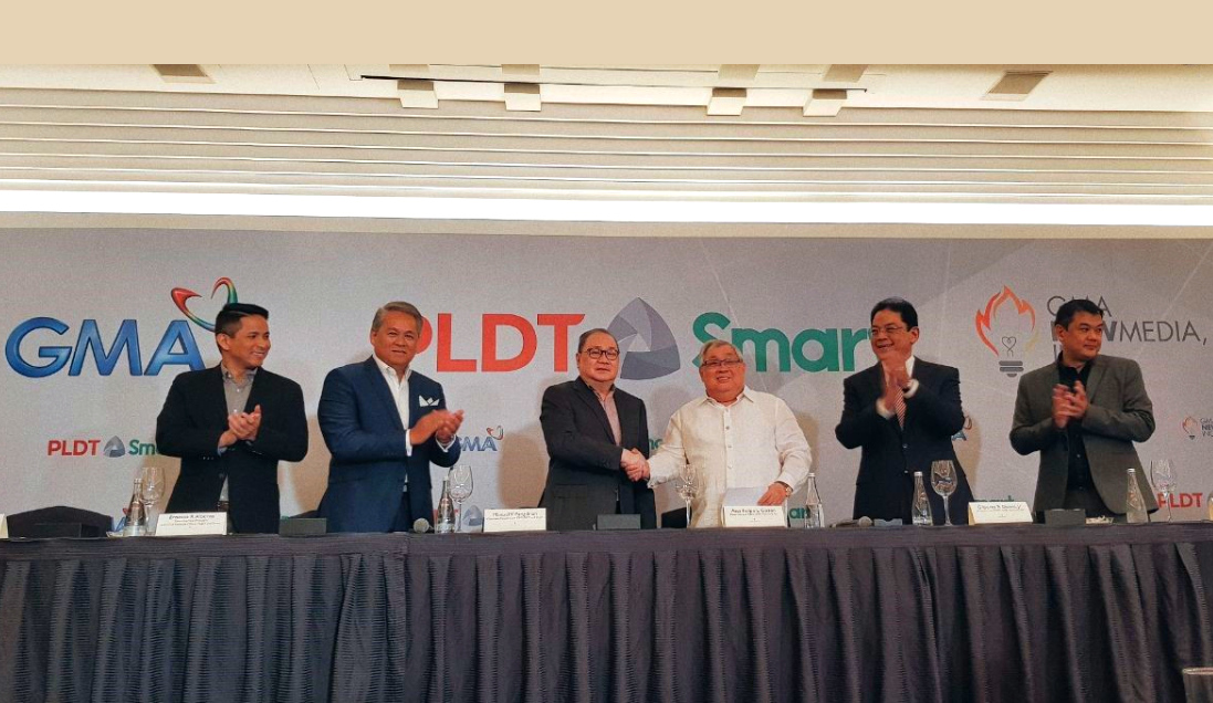 PLDT Smart GMA 7 Network