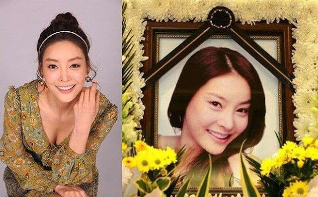 Jang Ja Yeon tự sát năm 2009.