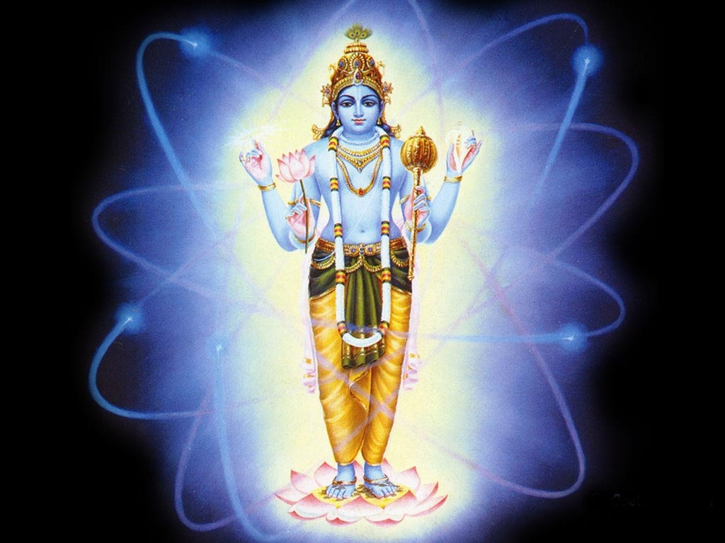 Lord Vishnu Wallpapers, Backgrounds, Images ~ HD GODS Wallpaper