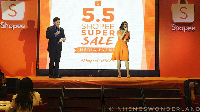 Anne Curtis is the First Brand Ambassador of Shoppe!