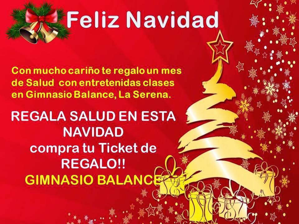 Gimnasio Balance La Serena Regala Salud En Esta Navidad