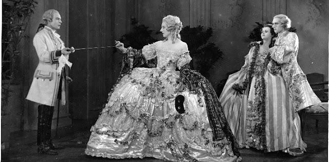 1926 silent film of Der Rosenkavalier (Image - credit Filmarchiv Austria)