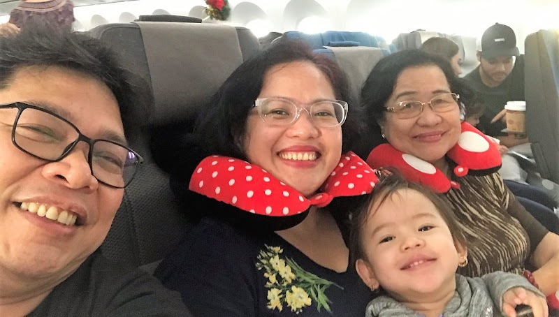 Flying economy with an infant (and how we chose our airline)