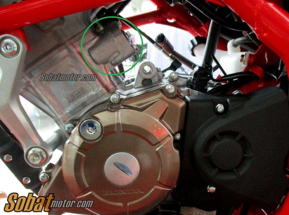 Tensioner Lifter All New Honda CB150R dan Sonic 150R bermasalah . . bisa di klaim ke AHASS