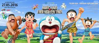 Xem Phim Doraemon: Nước Nhật Thời Nguyên Thủy - Doraemon: Nước Nhật Thời Nguyên Thủy (2016)