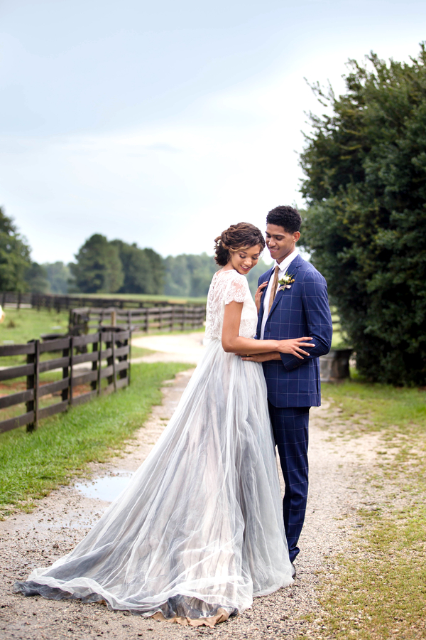 Romantic Southern Charm Wedding Styled Shoot
