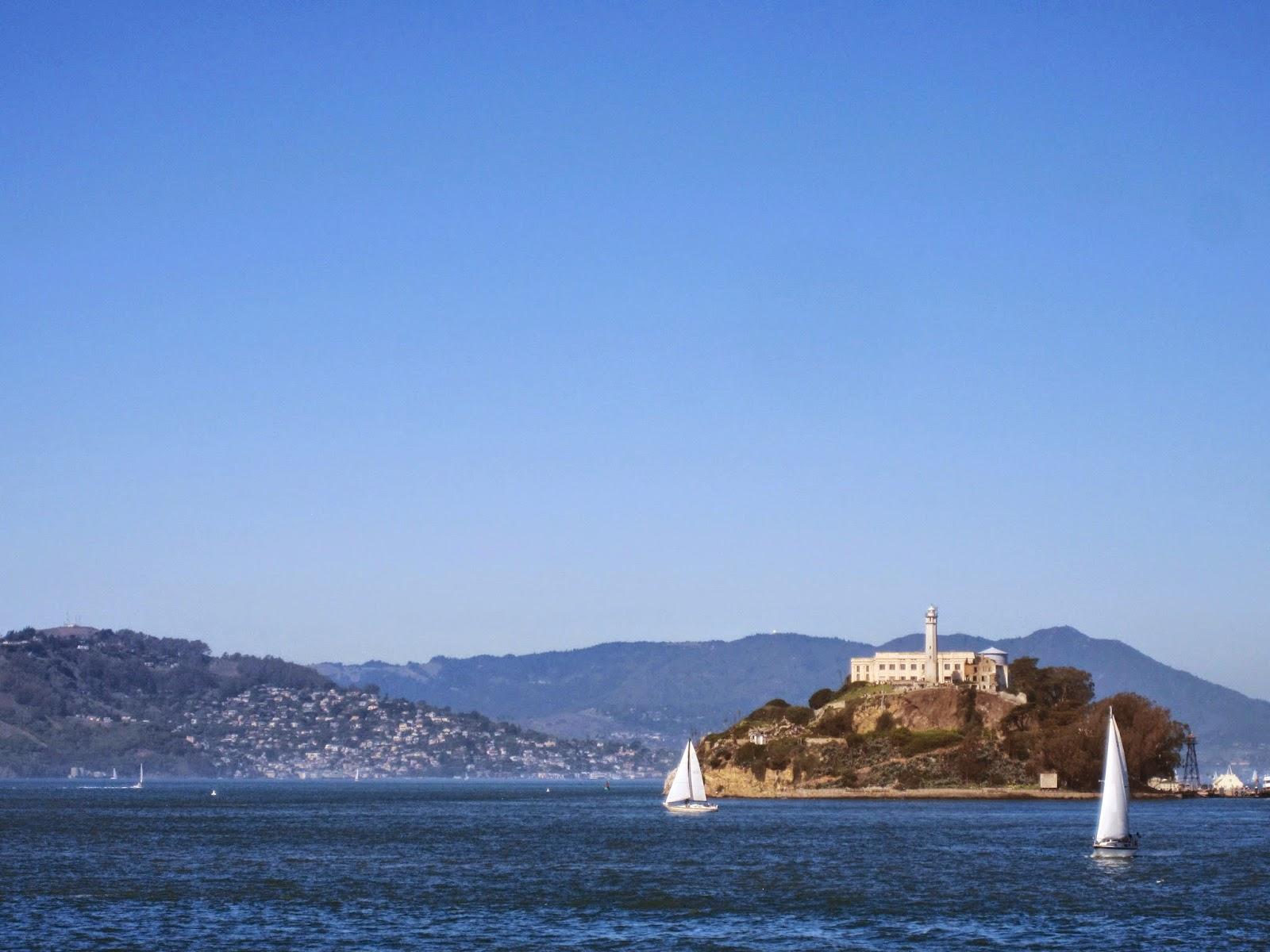 San Francisco, Alcatraz Island.