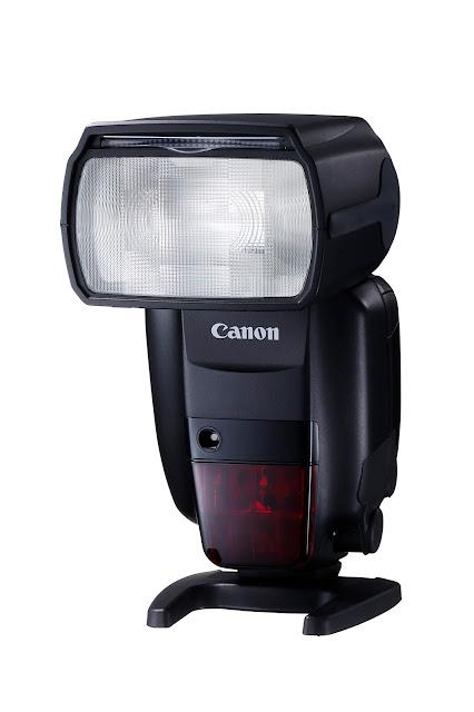Canon lanza su nuevo flash Speedlite 600EX II-RT