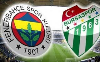 Fenerbahce - Bursaspor hazırlık maçını izle FB - TV