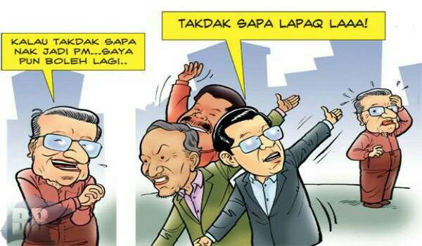 Pakatan Harapan Hancur Bila Permusuhan Anwar Dengan Mahathir Berdarah Kembali