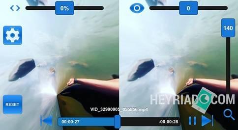 Cara Merubah Video Menjadi 360 di Android