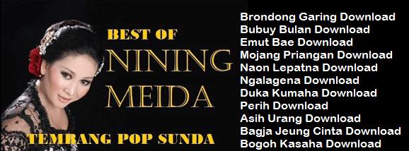 23 Kumpulan Lagu Sunda Album Nining Meida Mp3 Gratis | Download Song Mp3